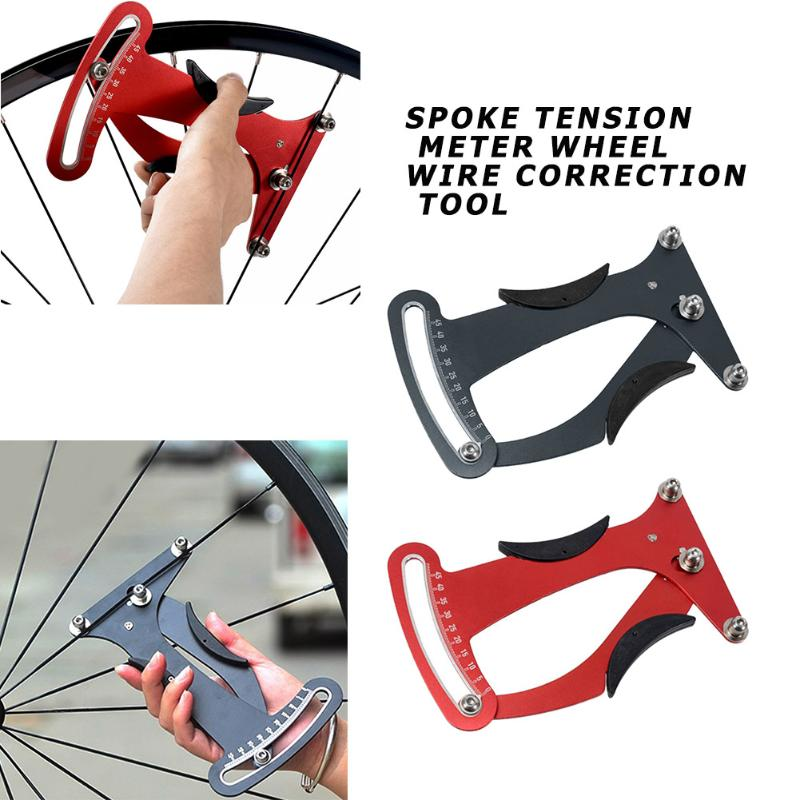 ZTTO Bicycle Tool Spoke Tension Meter Wheel Spokes Checker Reliable Indicator US