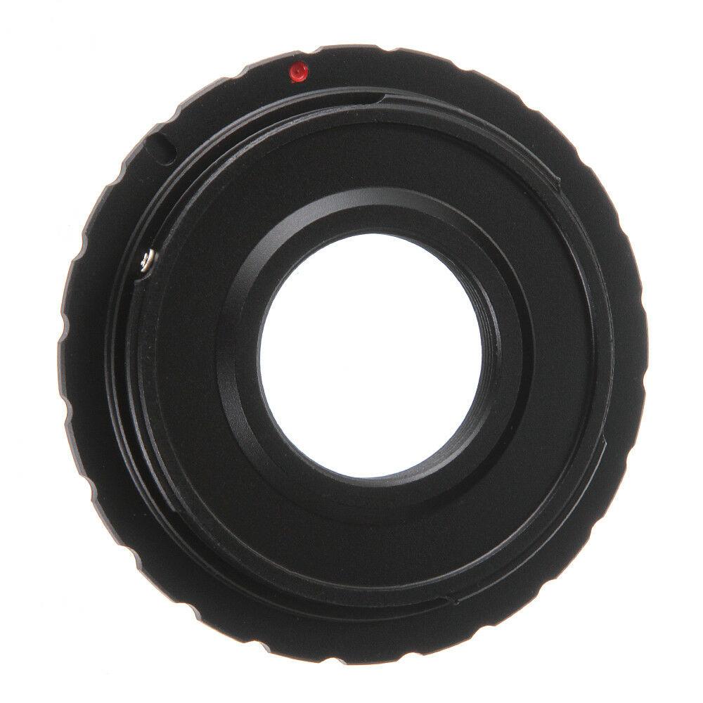 Adaptador de câmera canon eos ef EF-S dslr, para 650d 750d 760d 1200d