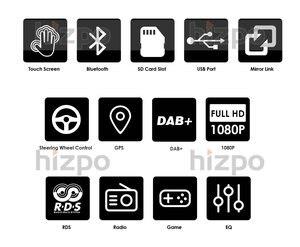 Image 2 - مشغل أسطوانات للسيارة لاعب شاشة تعمل باللمس لسيارات BMW 3 سلسلة E90 E91 E92 E93 GPS بلوتوث راديو USB SD كاميرا خلفية مجانية 8 جيجابايت خريطة بطاقة SWC RDS