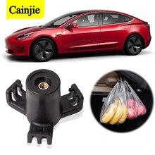 Прочный автомобильный болт крепления крышки держатель крюк для багажника для Tesla модель 3 Аксессуары