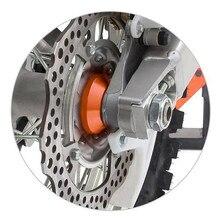 Essieux de roue arrière pour moto KTM 350, 125, 200, 250, 450, EXC, EXCF, XCW, SX, SXF, XC, XCF, espaceurs de roue arrière