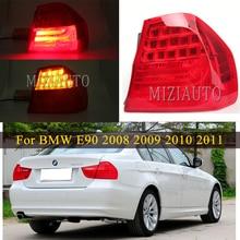 цена на Rear Tail Lamp Light For BMW 3 SERIES E90 2008 2009 2010 2011 LED Light LEFT / RIGHT Back Side taillights Stop Brake light Fog