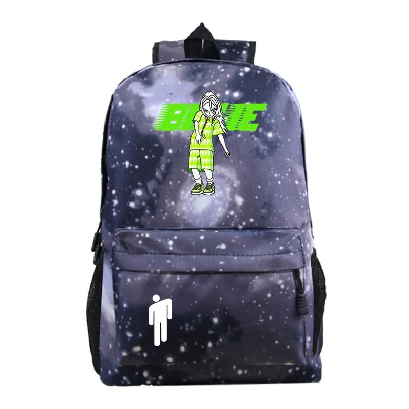 Kids Girls Backpack Waterproof Book Shoulder School Bag Capacity Teenagers V8V9