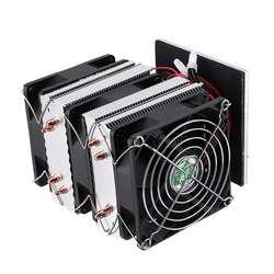 12V 180W Elektronische High Power Semiconductor Kälte Kleine Kältemaschine Einzigen Kalten Kühler Für 40 Liter Fisch Tank