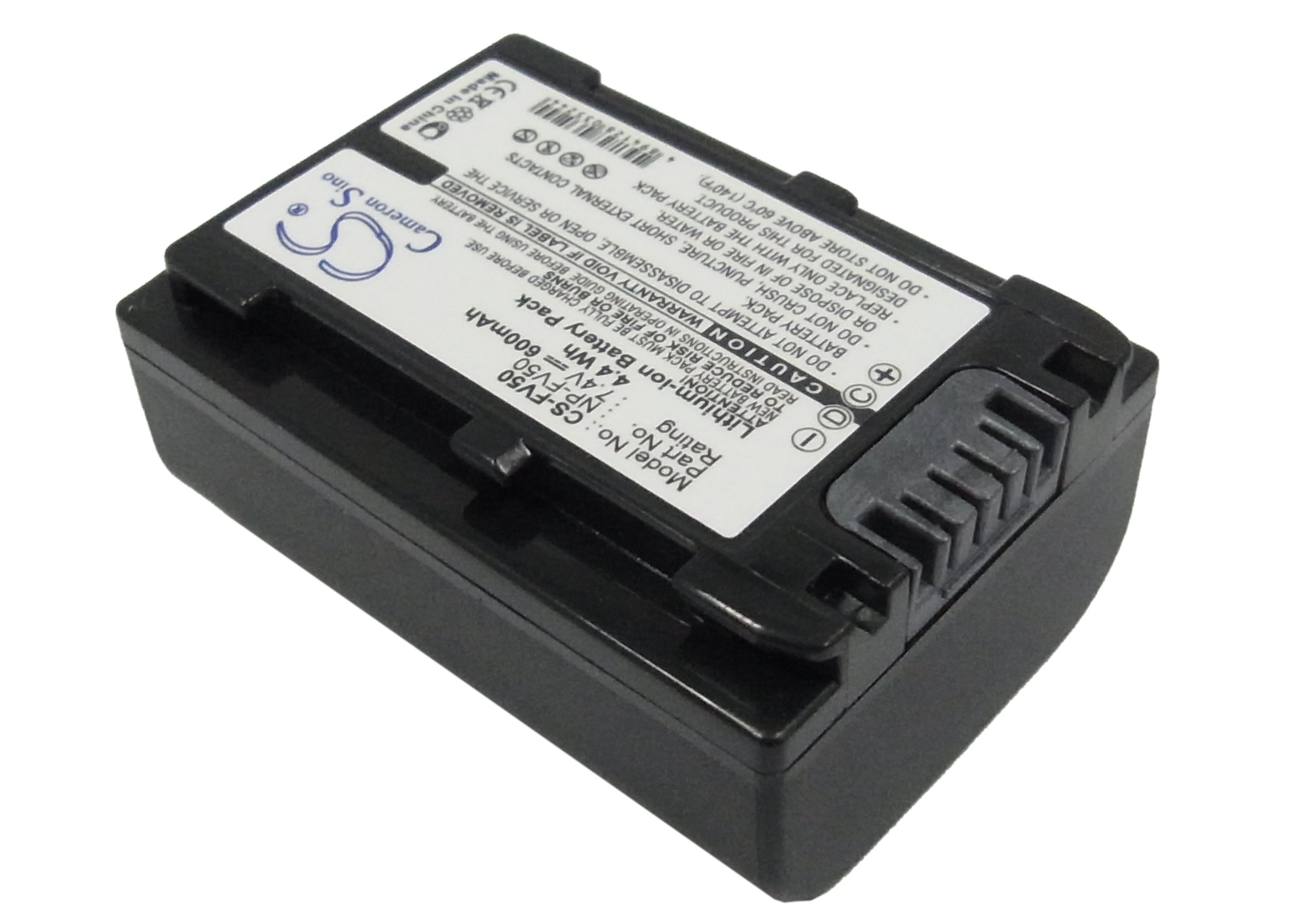 Battery Replacement for Sony DCR-HC52 DCR-HC52 DCR-HC53E DCR-HC62 DCR-HC62E DCR-HC65 DCR-HC85 DCR-HC85E Record
