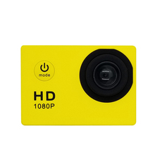 Camera Waterproof Sports Cam Wide Angle Lens DV Camcorder Re