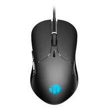 Zawód przewodowa mysz do gier 6 przycisków 4000 DPI ledowy USB optyczny mysz komputerowa mysz dla gracza gra myszka do PC laptop cheap inphic CN (pochodzenie) Przewodowy 140g Opto-elektroniczny Baterii Jun-13 PB1P Prawo