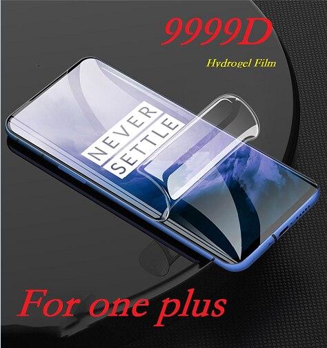 Анти-конфиденциальности гидрогель пленка Анти-шпион, Экран защитная плёнка для НУА Вэй для OnePlus 7 6-7 лет, с Т-образной крышкой
