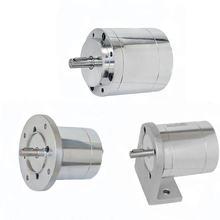 QMY0.3 Bade Air Motor High Speed Explosion proof Pneumatic Motor Small Industrial Stepless Speed Regulation Positive Inversion