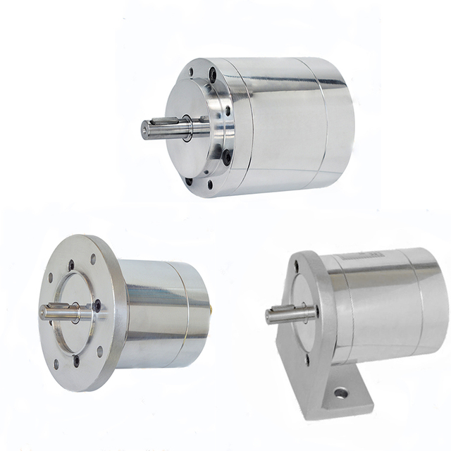 QMY0.3 Bade hava motoru yüksek hızlı patlamaya dayanıklı pnömatik Motor küçük endüstriyel kademesiz hız ayarı pozitif inversiyon