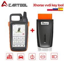 Xhorse – outil de programmation de clé MAX VVDI, télécommande et générateur de puces, Plus VVDI MINI OBD, VVDI Mini avec Super puces