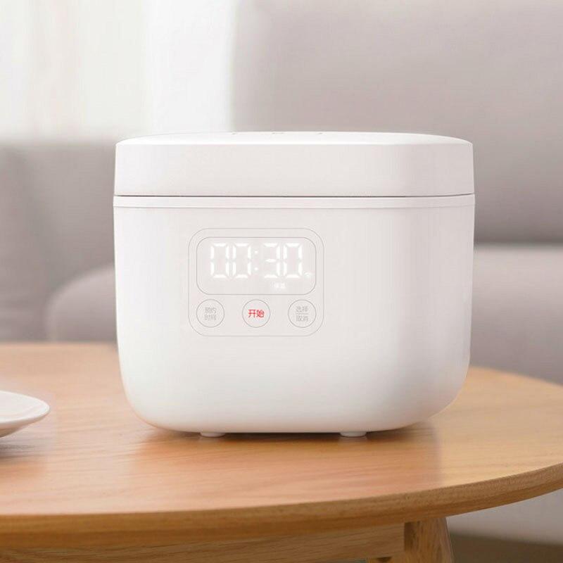 Image 5 - 샤오미 Mijia 1.6l 전기 밥솥 주방 미니 밥솥 작은 밥 요리 기계 지능형 약속 Led 디스플레이밥솥   -