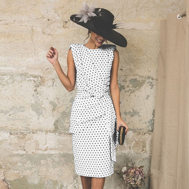 Summer Vintage Women Dress 3