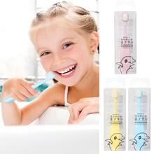 Toothbrush Oral-Care Bamboo Baby Soft-Harmless Kids Children Fiber Small-Head And Durable