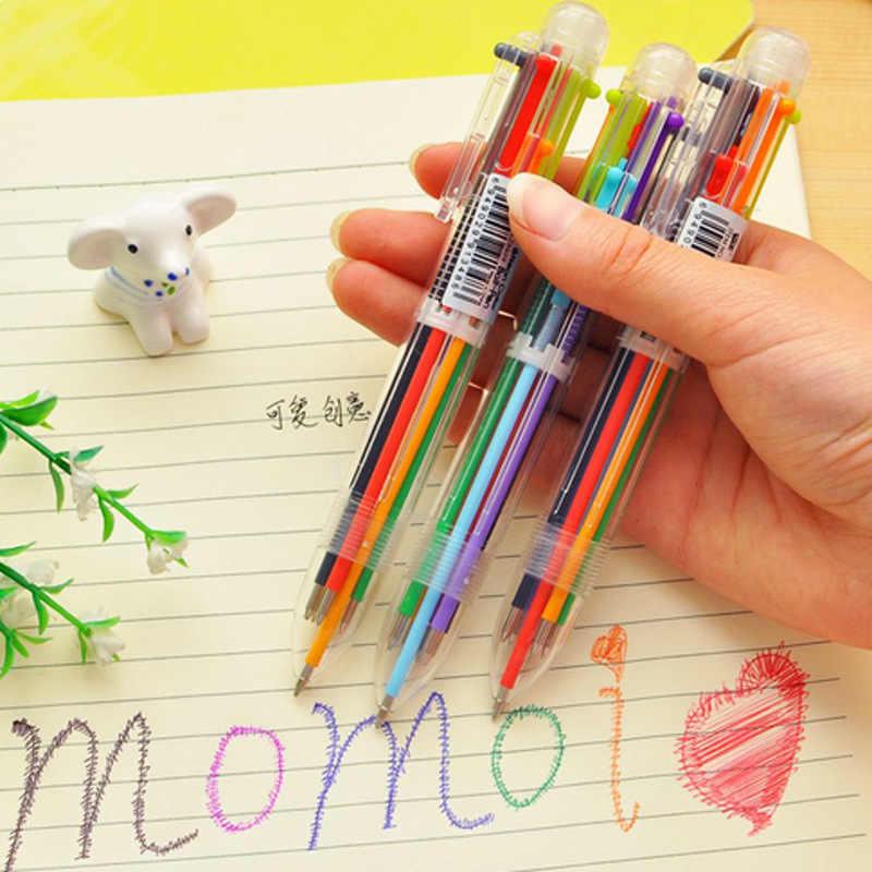 1pcs สายรุ้งสี Art Markers แปรงปากกา Sketch แอลกอฮอล์เครื่องหมาย Dual หัว Manga วาดปากกาลูกลื่น Art Supplies