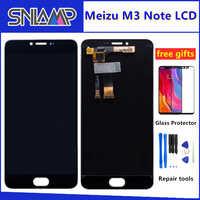 """5.5 """"LCD Original + Quadro Para Meizu M3 Nota L681H M681H LCD Display Touch Montagem Digitador Da Tela de Substituição 1920x1080"""