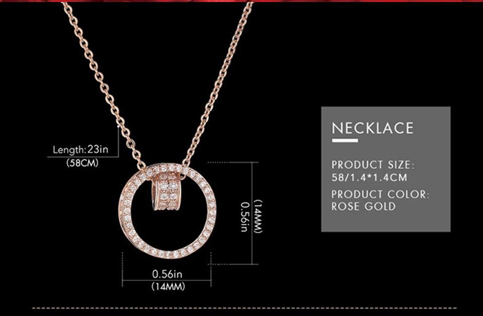 Ensemble bijoux Femme montre cristal Design Bracelet collier 9