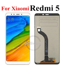 Original LCD For Xiaomi Redmi 5 LCD Screen Display Touch Panel screen Digitizer Assembly For Redmi5 LCD Display 5pcs lot lcd display touch panel for mann zug 5 zug5 zug5s 100