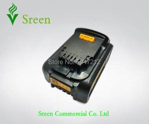 Image 5 - 5PCS 18V 4000mAh Li Ion Replacement for DEWALT Power Tool Rechargeable Battery DCB180 DCB181 DCB182 DCB200 DCB201 DCB203 DCB204
