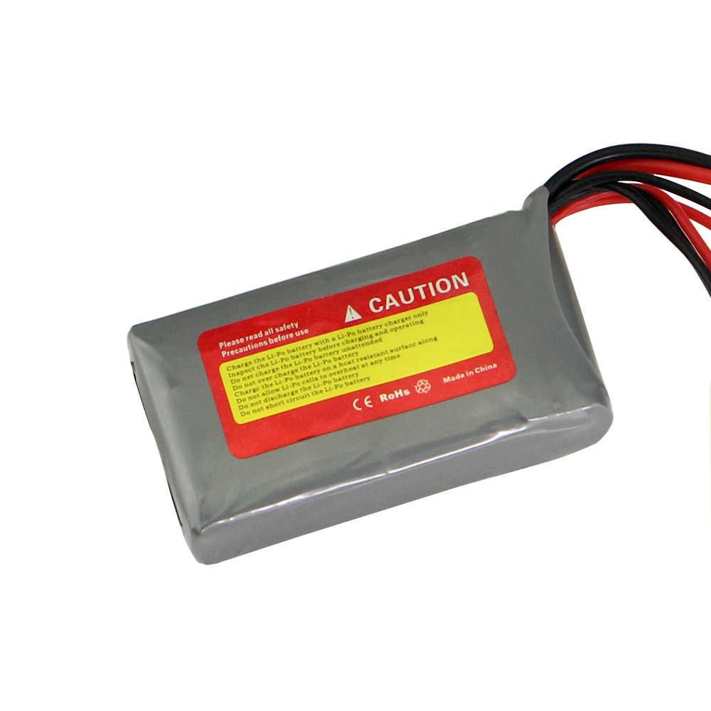 Transmetteur Lipo batterie 2000MAH 2S 7.4V pour Jumper T16 télécommande spéciale conçue pour T16