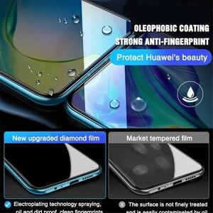 4 шт. Полный закаленное защитное стекло для Huawei P30 P20 P40 lite P Smart 2019 Z Защитная пленка для экрана для Huawei Mate 10 20 lite стекло