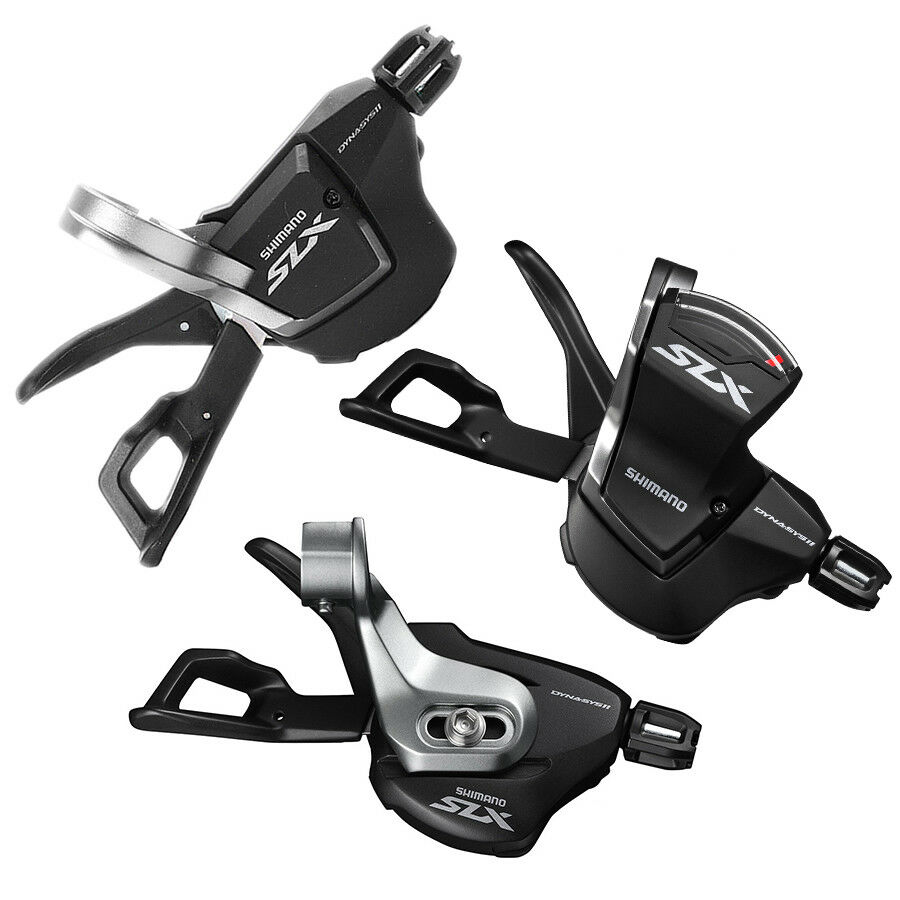 <font><b>shimano</b></font> <font><b>slx</b></font> <font><b>m7000</b></font> SL-<font><b>M7000</b></font> Withwindow I-SPEC With out window 3x11 2x11-Speed Right Shifter Shift Lever w/ Inner Cable image