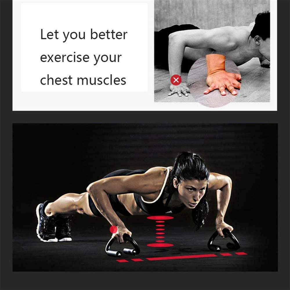 Fitness Push Up Bar Push-Ups Steht Bars Brust Körper Buiding Sport Muskel Training Push-up racks