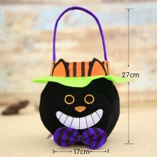 1xPumpkin Halloween Candy Bag Holiday Party Decor S