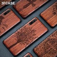 Echt Holz Mi 9 Fall Für Xiaomi Mi 9 Lite Fall Luxus Holz Mi 9 SE Abdeckung Silikon Coque für xiaomi Mi 9 SE Fall Mi 9 Pro Funda