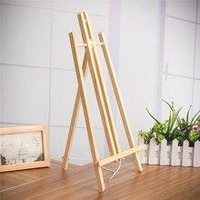 A4/A3 Буковый стол мольберт для художника живопись ремесло деревянная подставка для вечерние украшения товары для рукоделия 30 см/40 см/50 см