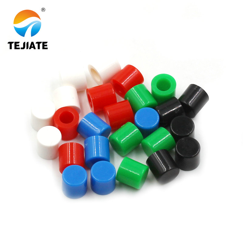 100PCS A56 Cap Suitable For 6*6 Series Key-cap 6x6 Tap Switch Aperture 3.2 Height 6MM