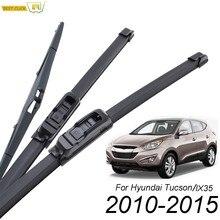 Щетки стеклоочистителя Misima для Hyundai IX35 Tucson MK2 LM 2010-2015, 2011 2012 2013 2014