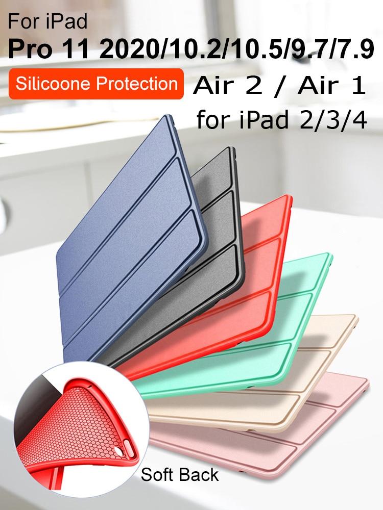 Funda 7th-Generation-Case iPad 6th Air-1-Case for 11 2-3-4