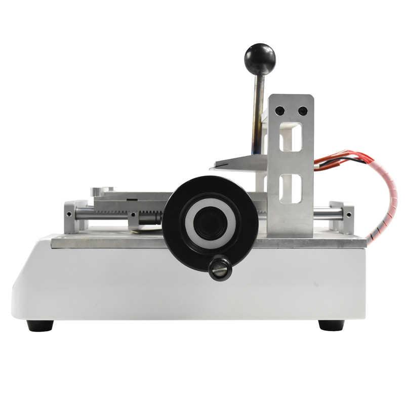 110 В, штепсельная вилка стандарта США Экран с общей топливной магистралью 7 дюймов 200W LCD OCA машина для удаления клея поляризатор для снятия ЖК отделочная машина