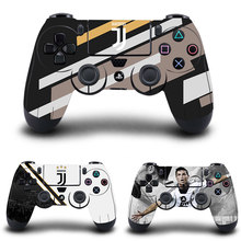 Football Stickers,PS4 Controller Skin Vinyl Decal Sticker Cover for Sony PlayStation 4 DualShock 4 Wireless Controller(China)