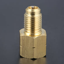 R1234yf вакуумный насос адаптер бак хладагента к r12 монтажный
