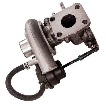 Turbocompresor TD025M TD02 para KIA Carens II 2.0L D D4EA 02-06 28231-27000 Turbolader de turbina 49173-02401