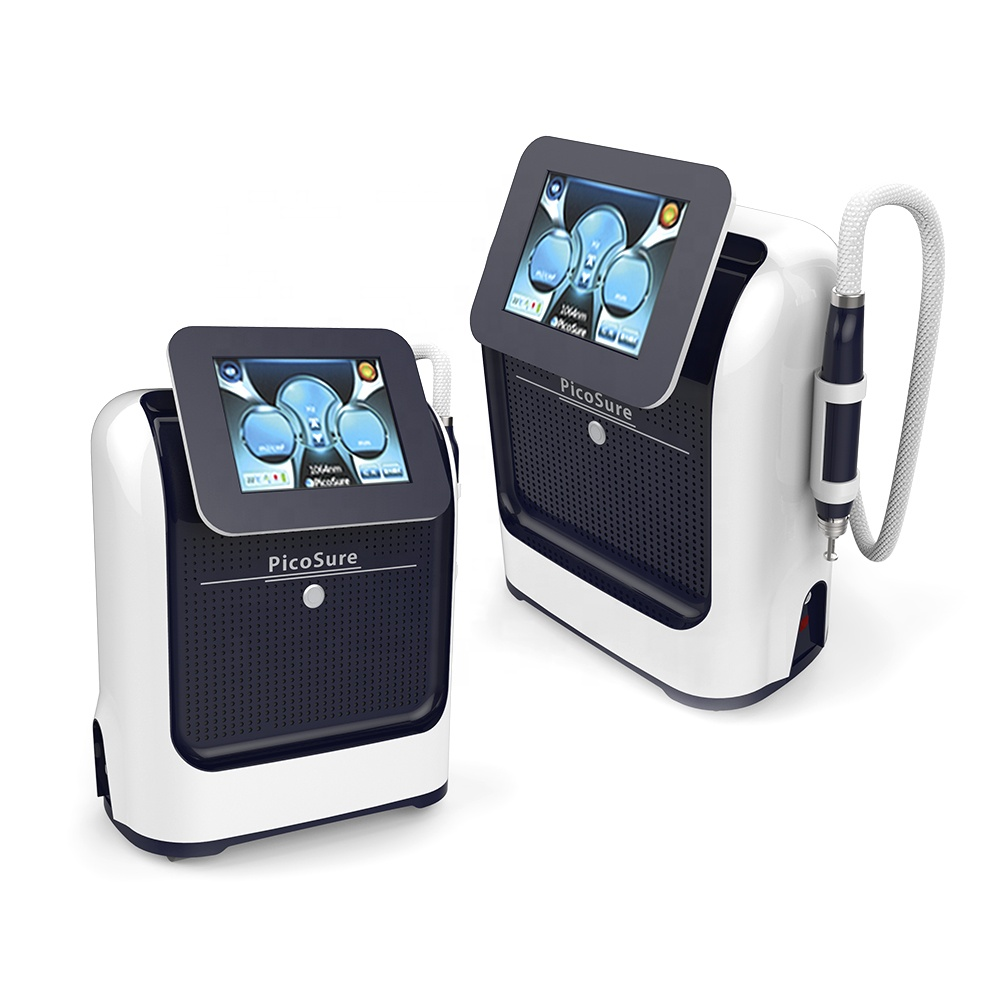 2020 Newest Professional Q Switch Nd Yag Laser Tattoo Removal Machine/picosecond Laser For Tattoo Removal Nd:yag Laser For Salon