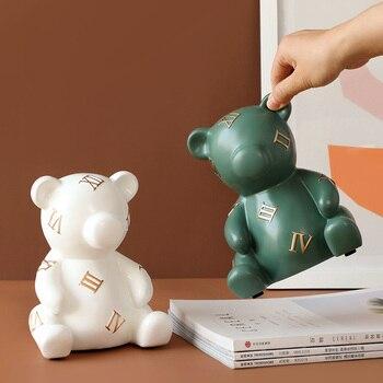 Bear Figurine home decor gift