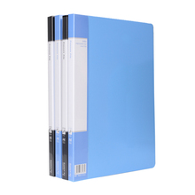 цены Comix Document File Clip Paper Storage Organizer A4 Report File Folder Filing Product School Office Supplies