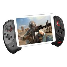 цена на Bluetooth Wireless Game Controller Gamepad Telescopic Wireless Game Pad Controller for iOS/Android/WIN/PC/TV