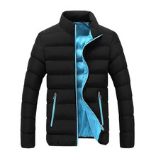 2019 New Thickening Winter Jackets Parka Men Autumn Winter Warm Outwea