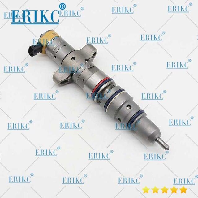 ERIKC vaporisateur de carburant 387-9434   Pièces dauto pelle CAT C9, injecteur Diesel sur Rail commun 3879434 pour Caterpillar