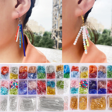17500pcs 34colors beads Jewelry Making Supplies Kit popular