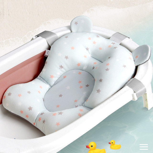 Baby's Inflatable Bath Mat