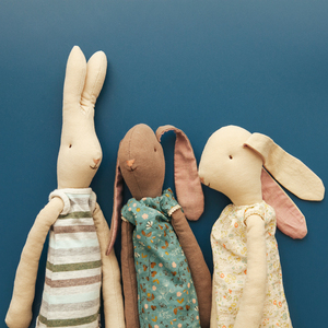 Diversity Toys Brown Bunny Clo