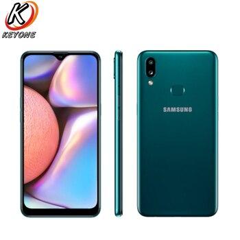 Перейти на Алиэкспресс и купить Samsung Galaxy A10s мобильный телефон с 6,2-дюймовым дисплеем, ОЗУ 2 Гб, ПЗУ 32 ГБ, 13 МП + 2 МП