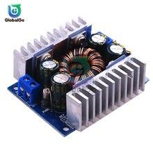 DC-DC convertidor Buck de reducción para 5-30V 8A a 1,25-30V 10A transformador de carga de batería LED controlador de viento Solar energía