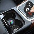 1 шт. автомобильный Противоскользящий коврик, подстаканник, коврик, подставка для бутылки для Maserati Levante ghiали, гранито, туризма, Gran Cabrio, автомо...