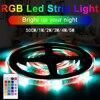 RGBW LED 스트립 유연한 라이트 테이프 USB 스트립 램프 방수 LED TV 라이트 rgb 백라이트 조명 리본 LED 무선 램프 DC 5V